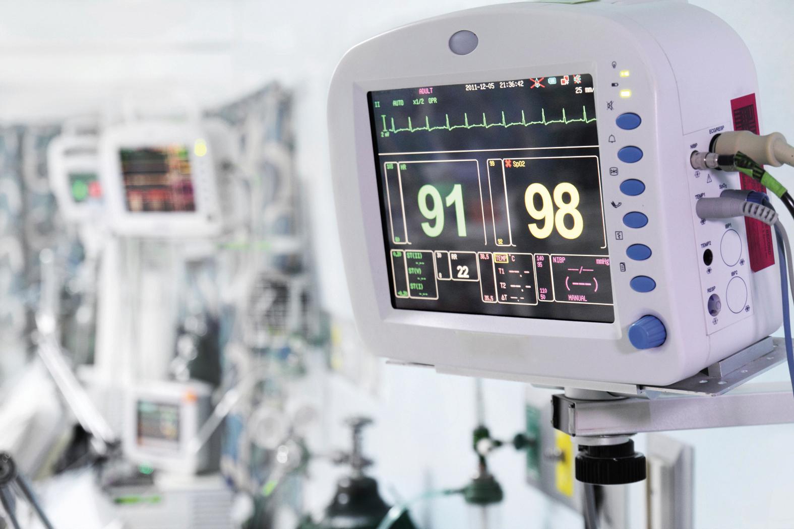 bloeddruk hartslag monitor